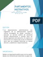 LOS DEPARTAMENTOS ADMINISTRATIVOS DE COLOMBIA.pptx