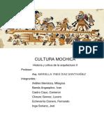 CULTURA MOCHICA- Historia