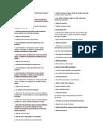 EVALUACION DE LA CAPACITACION SOBRE RIESGO PUBLICO