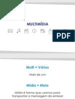 Jornalismo e Multimídia - aula 01