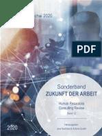 """Stoller-Schai 2020 - Kapitel aus Sammelband """"Zukunft der Arbeit"""""""