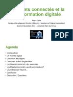 Les Enjeux de La Revolution Digitale Pierre Cotte