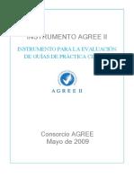 Spanish-AGREE-II .2014