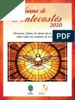 NOVENA DE PENTECOSTÉS 2020 DIÓCESIS DE ZIPAQUIRÁ PASTORAL LITÚRGICA