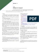 ASTM D 2013 - 11