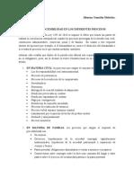Requisito de procedbilidad en los procesos.