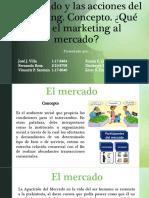 El mercado y las acciones del marketing pp.pptx
