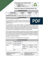 GUÍA DIDAC FLEXIBLE TECNOLOGÍA G11 IVP 2020