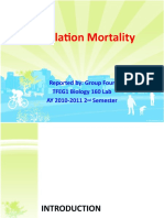 Population Mortality