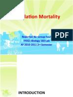 Population Mortality