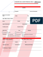 1. FICHA REGISTRO DEL CLIENTE PERSONA FISICA (CONOZCA SU CLIENTE) formulario cerdificado