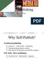 Be The Media Self-Publishing Presentation