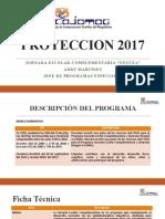 PROYECCION 2017
