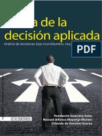 Teoria de La Decision Aplicada