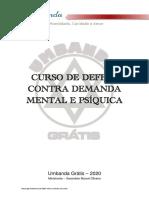 Apostila Curso - Defesa Psíquica e Mental.pdf