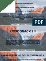 Presentación linux gmac