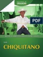Chiquitanos-datos generales