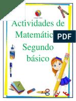 SEGUNDO BÁSICO MATEMATICAS 4° ENVÍO