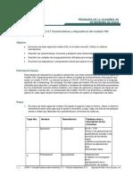 Lab 2.3.7. Características y dispositivos del modelo OSI