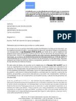 PERFIL DE DOCENTE DE APOYO PEDAGÓGICO