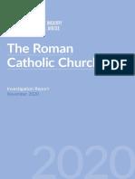 Catholic Church Investigation Report 10 November 2020 (2)