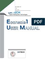 Econsole1 Manual ENG
