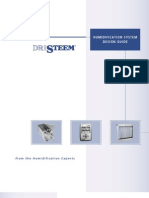 Humidification System Design Guide