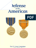 Defense of the Americas