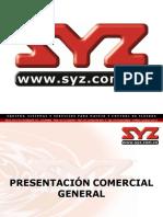 SYZ COLOMBIA S.A.S. - PRESENTACIÓN GENERAL 2010.pdf