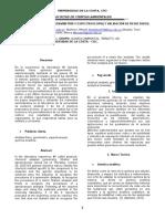 Informe 1 - quimica ambiental