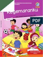 Kelas 1 Tema 2 Buku Siswa