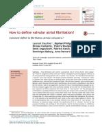 Como definir FA valvular.pdf