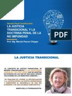LA JUSTICIA TRANSICIONAL