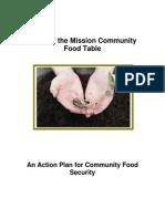 Seeding the Mission Community Food Table