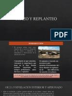 TRAZO Y REPLANTEO GRUPO 2.pptx