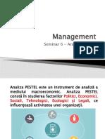Seminar 6 - Analiza PESTEL