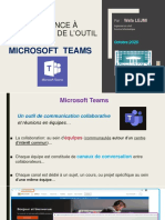 presentation_MS Teams _Octobre 2020