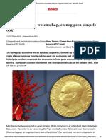 'Economie is een wetenschap, en nog geen simpele ook' - Wereld - Knack.pdf