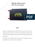 GPS105AB user manual 20141231