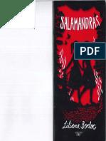 Salamandras     -Cuentos