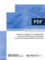guide dun CDV