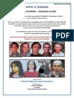 Appel à Témoins MF MO - Gendarmerie Nationale