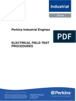 Electrical Field Test Procedures TPD2006 v2