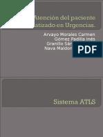 Atención del paciente politraumatizado en Urgencias