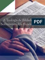 SUBSÍDIO DA LIÇÃO 7 - A TEOLOGIA DE BILDADE
