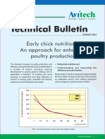 Early-chick nutrit