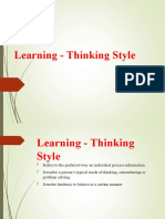 Learning-and-Thinking-Style-PPT
