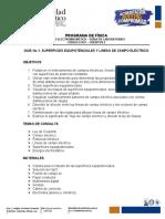 GUÍA No 2. SUPERFICIES EQUIPOTENCIALES Y LINEAS CAMPO  ELÉCTRICO-1.docx