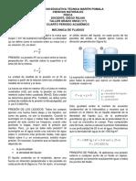 Fisica Grado 11 - Mecánica de Fluidos - Diego Rojas