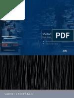 Metode Survei - Ruas Jalan_67dfe17cd5f06e9e2cadc59e470a7b4a.pdf